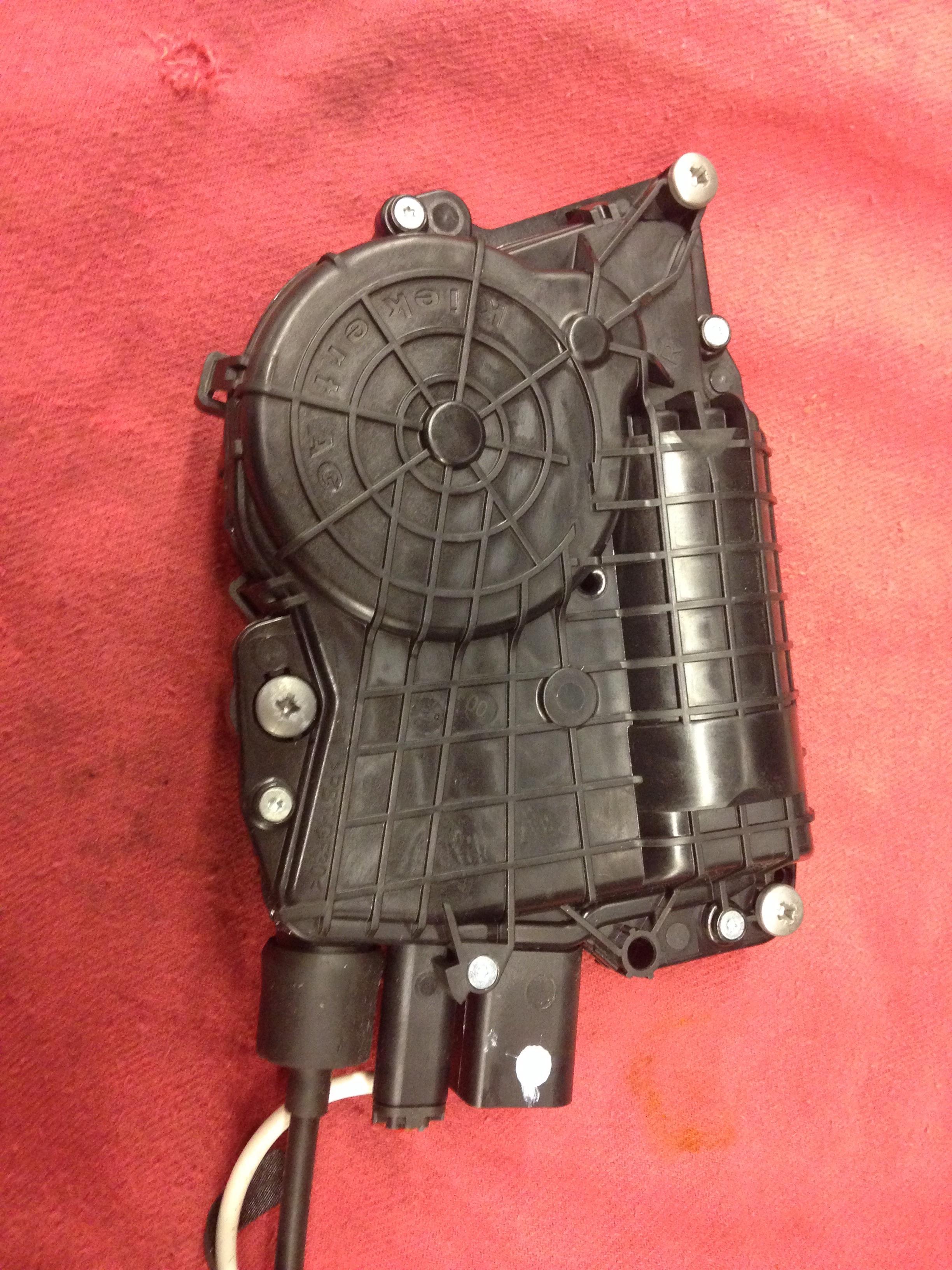F10 comfort access door lock actuator   bmwtechnician