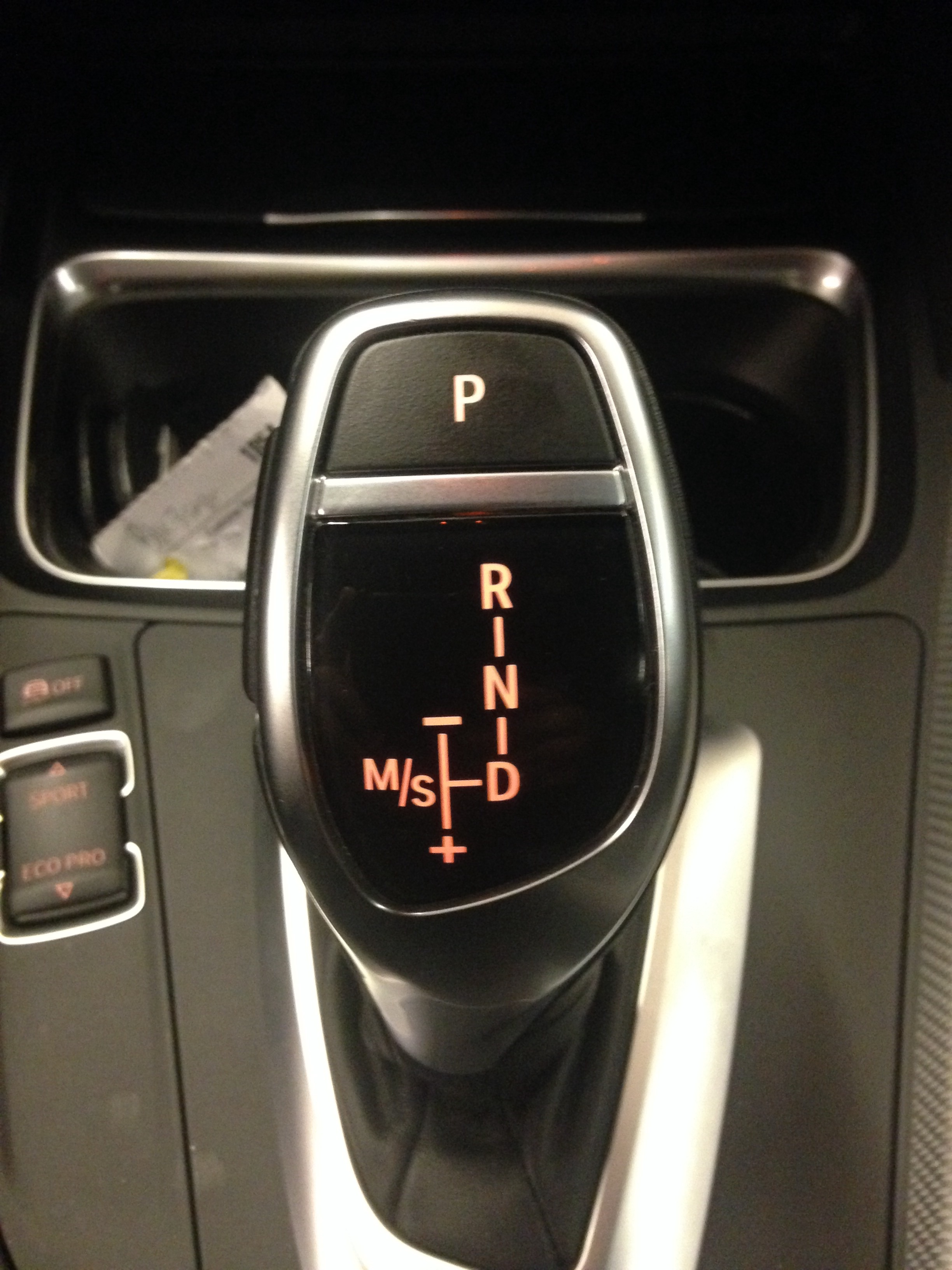 Wonderful Ok I Know A Very Exciting Picture,,,,,but This Was Something New,,,,F30 328  Customer Said The Gearshift Indicator Light Goes Out Once In Awhile,,,,well  I ... Design Inspirations