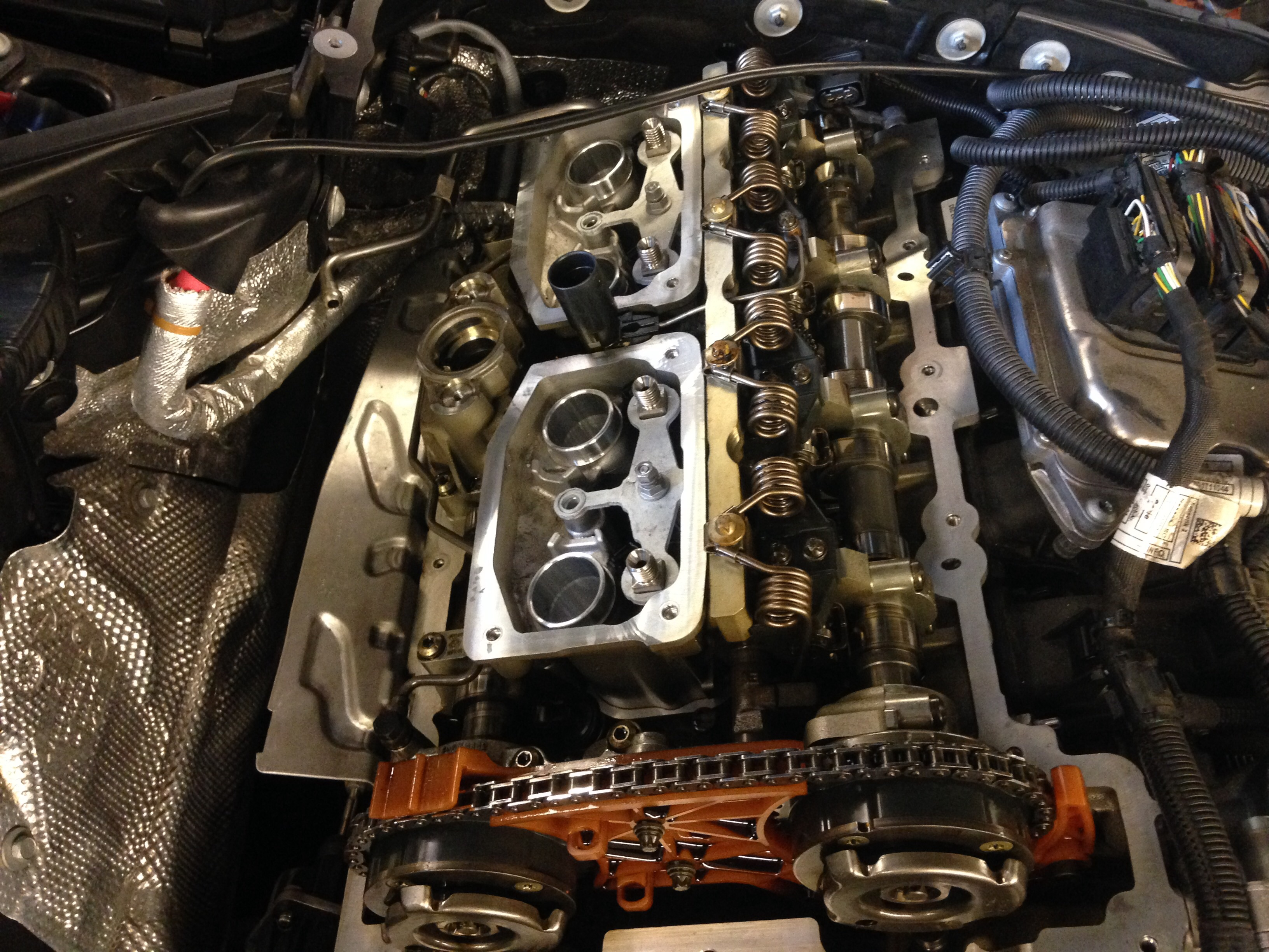 N20 timing chain noise | bmwtechnician
