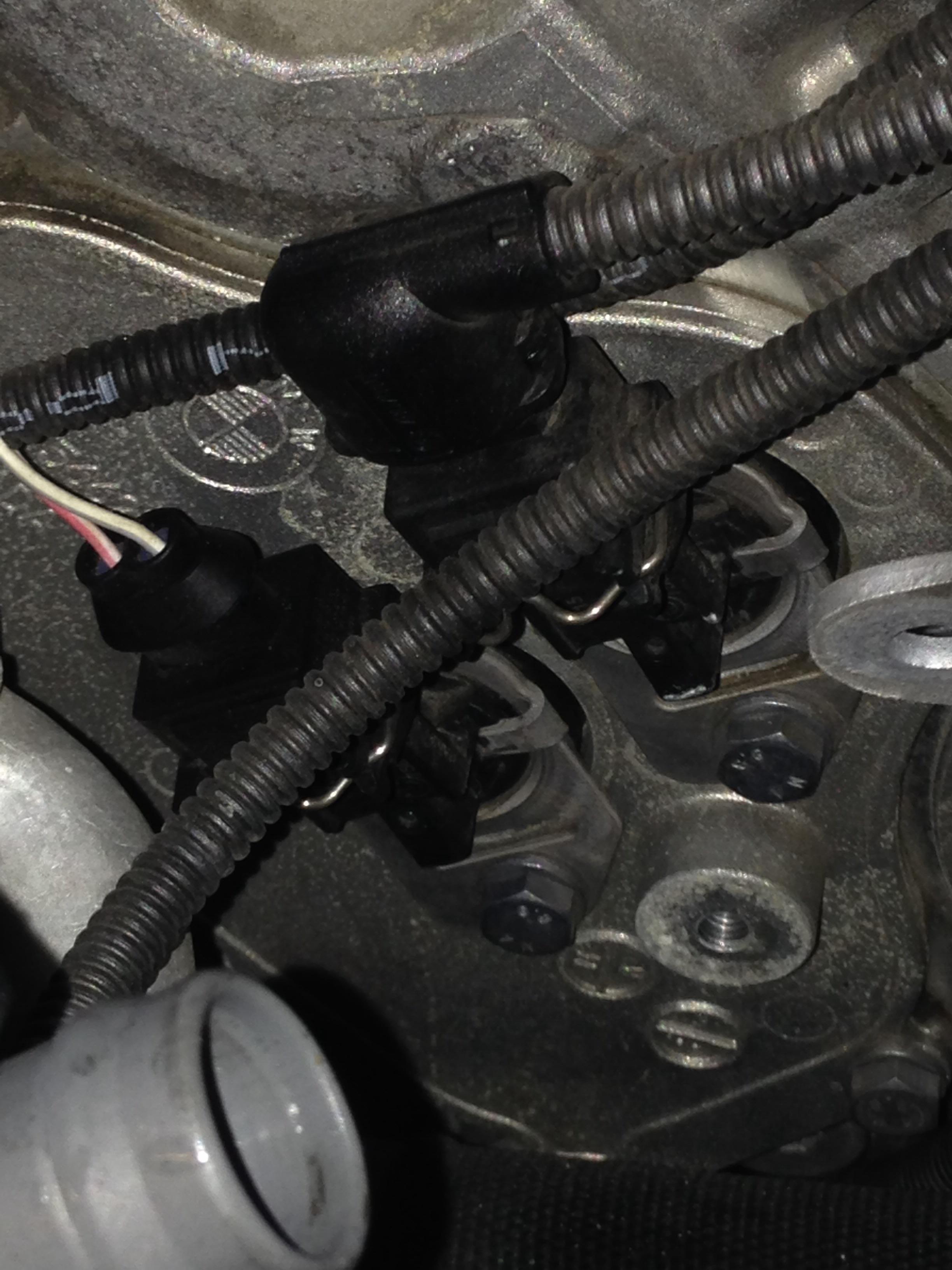 N63 intake vanos solenoid | bmwtechnician