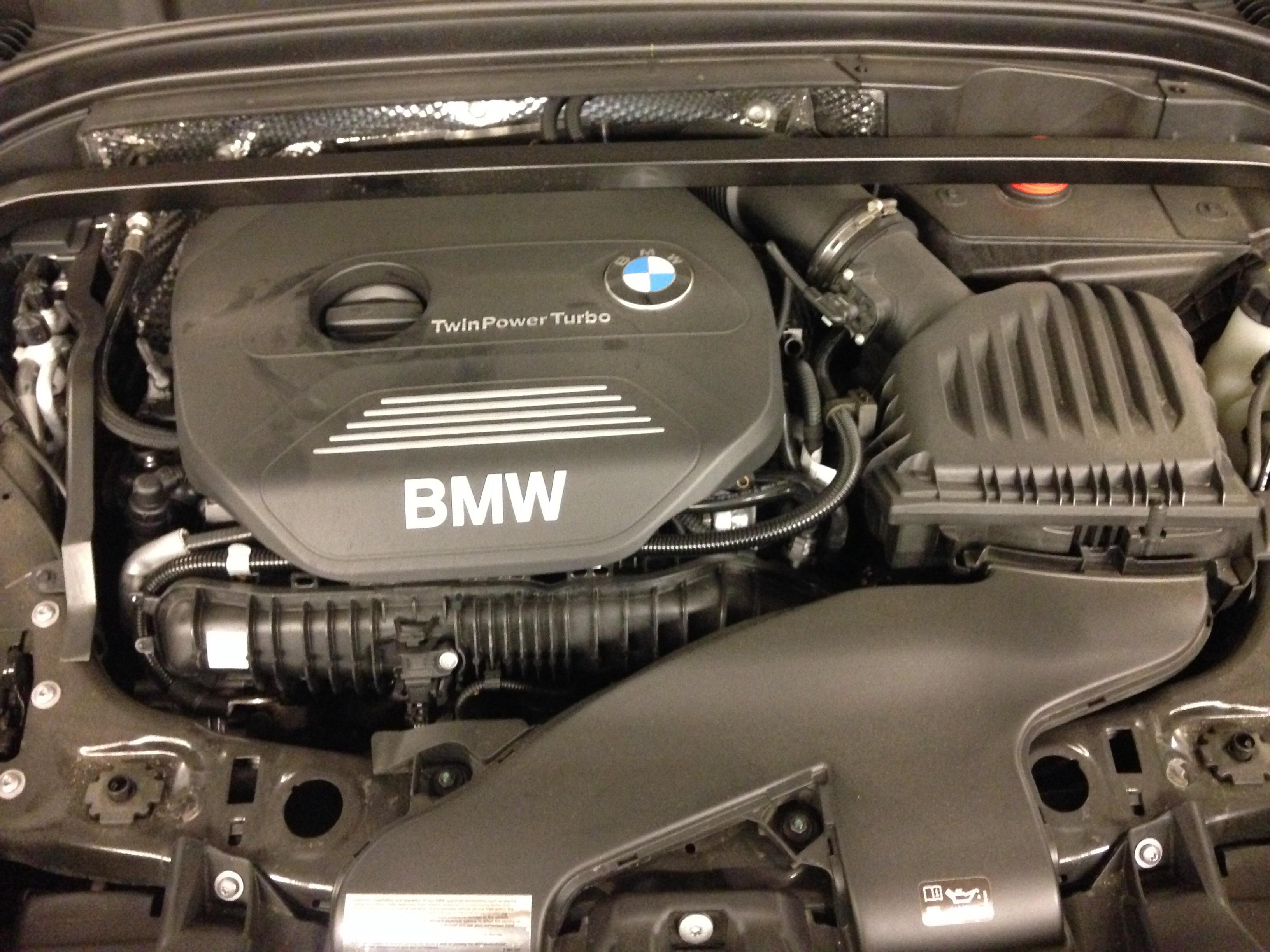 F48 New B48 Engine Bmwtechnician
