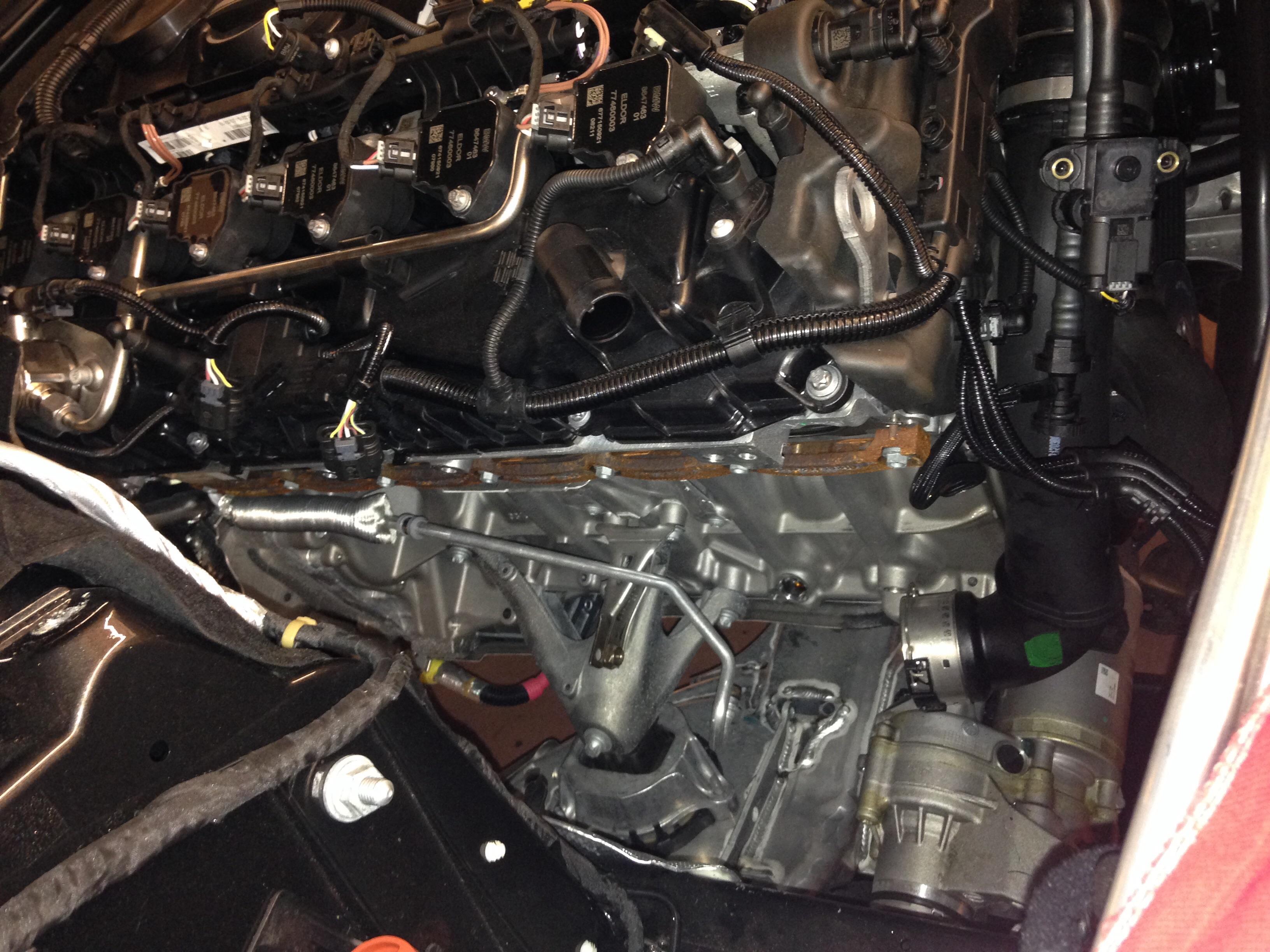 Bmw B58 Turbo Bmwtechnician