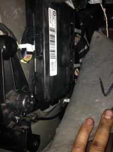 X5 E70 Footwell Module Failed Bmwtechnician
