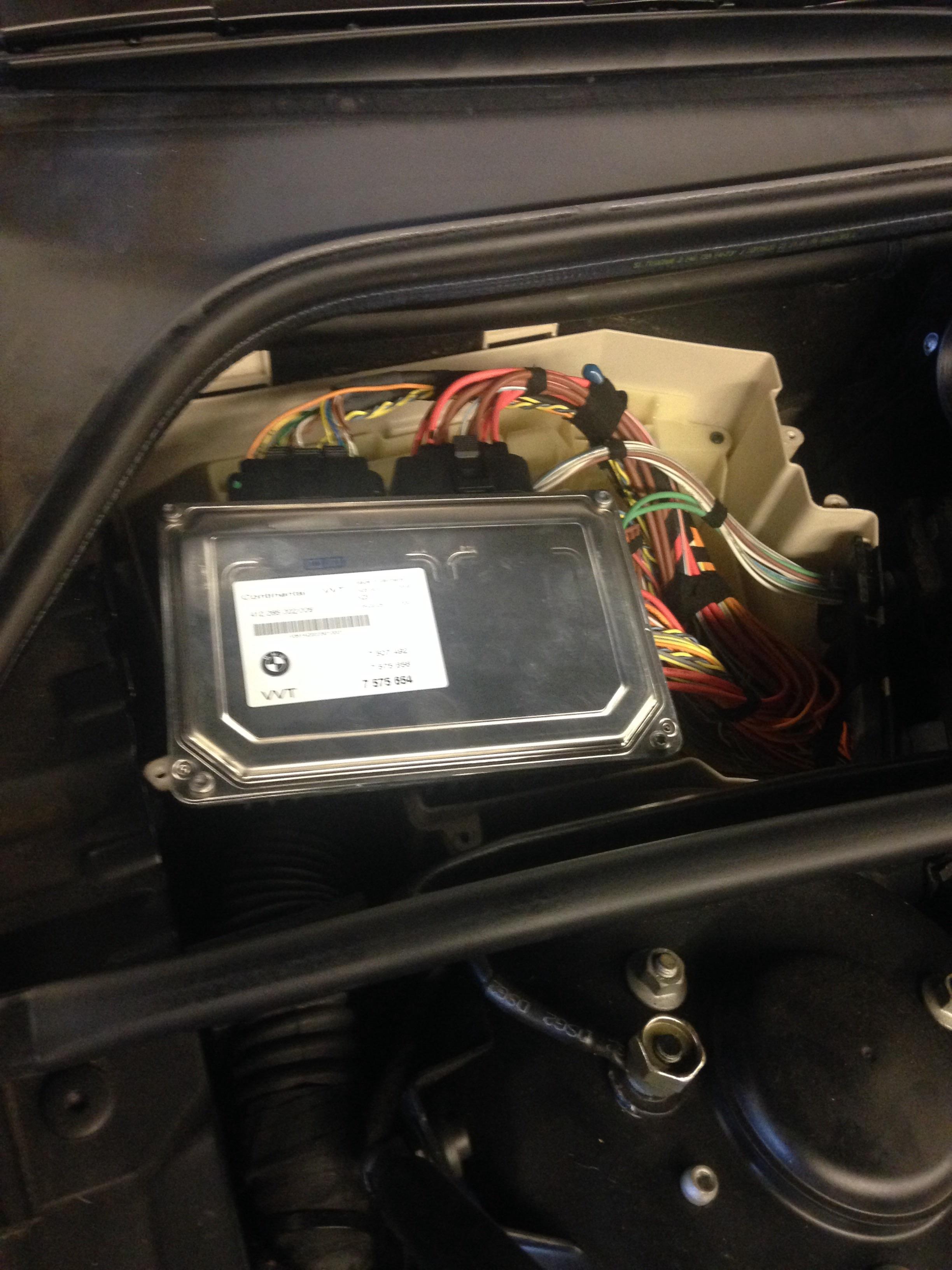 E65 VVT module | bmwtechnician